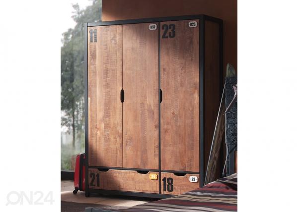 Шкаф платяной Alex AQ-75177