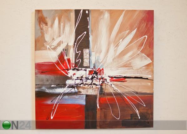 Масляная картина Сияние 80x80 cm SI-78128