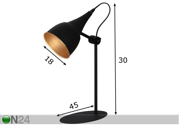 Настольная лампа Sento AA-79841