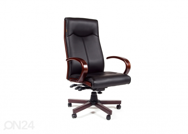 Рабочий стул Chairman 411 CM-80043