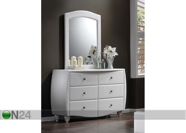 Туалетный столик с зеркалом Potenza WS-83399