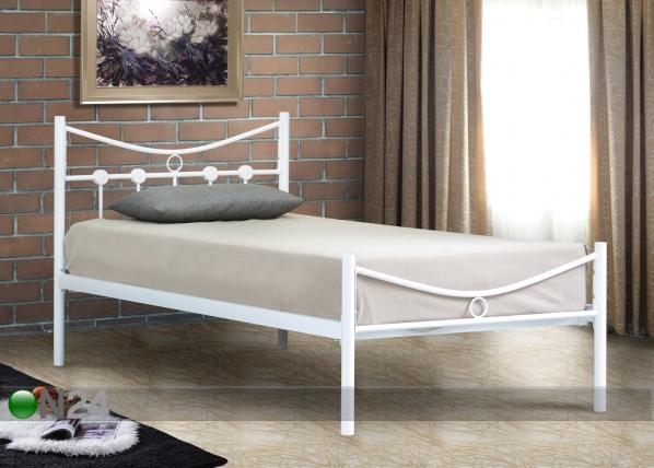 Металлическая кровать Patrick 90x200 cm AQ-84460