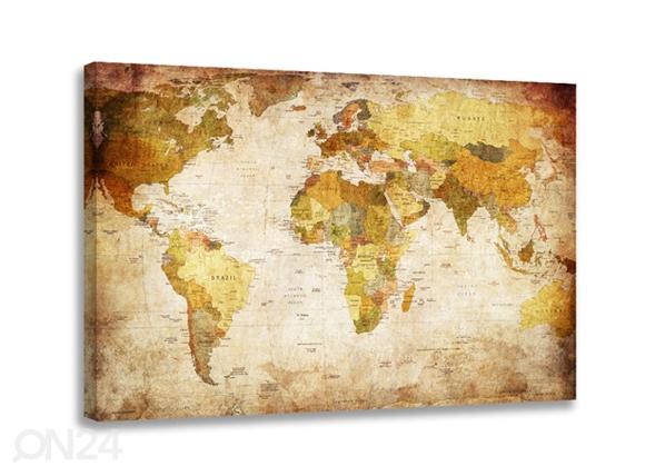 Настенная картина Maakaart 60x80 см ED-86127