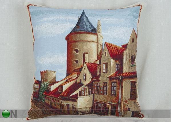 Декоративная подушка из гобелена Utrecht 45x45 cm TG-86697