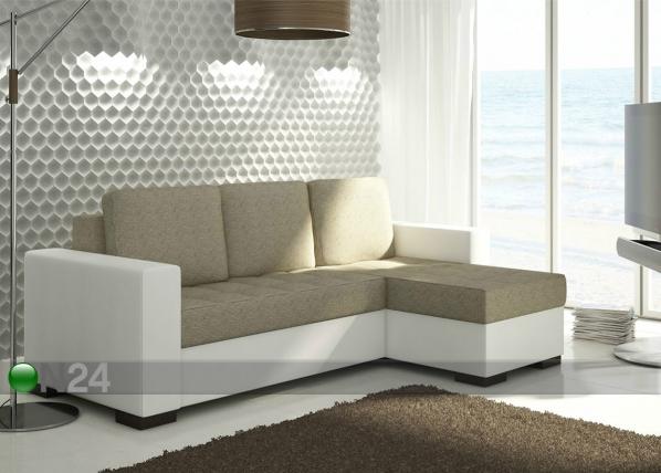 Угловой диван-кровать с ящиком TF-87064