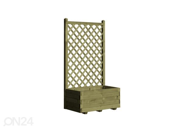 Ящик для растений с решеткой TN-87738