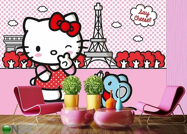 Фотообои Hello Kitty 360x254 см ED-88019