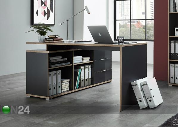 Угловой рабочий стол 4081 SM-89169