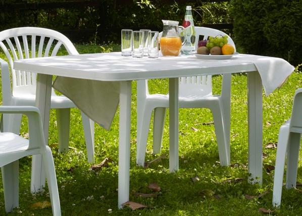 Садовый стол Faro 137x85 cm EV-89854