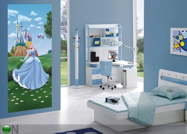 Флизелиновые фотообои Disney Cinderella 90x202 см ED-91009
