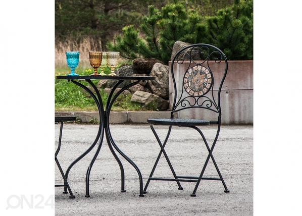 Складной садовый стул Mosaic EV-91428
