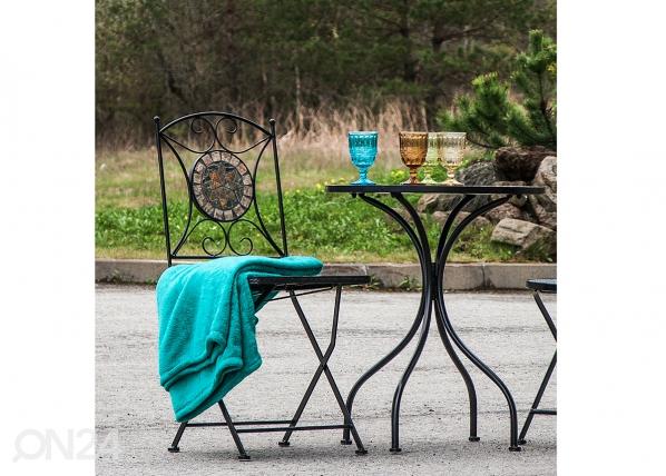 Складной садовый стул Mosaic EV-91439