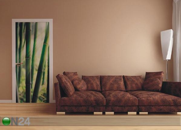 Флизелиновые фотообои Bamboo 90x202 cm ED-91465