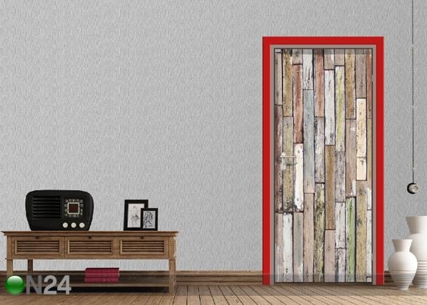 Флизелиновые фотообои Boards 90x202 cm ED-91473