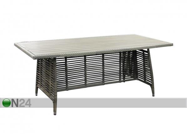 Садовый стол Zenica 200x110 cm EV-91666