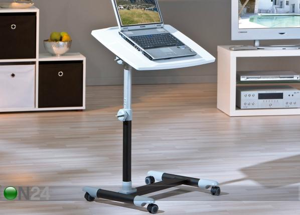 Регулируемый по высоте компьютерный стол Alexis AY-93647