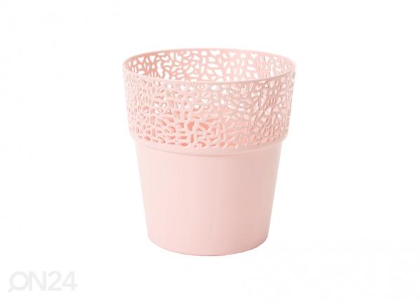 Цветочный горшок Розовый 2 шт ET-93732