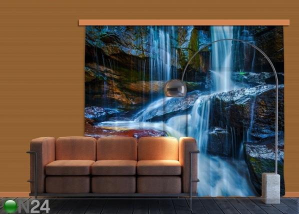 Затемняющее фотошторы Waterfall 280x245 см ED-95328
