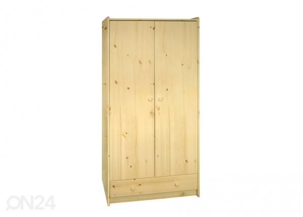 Шкаф платяной из массива сосны Nora CM-95405