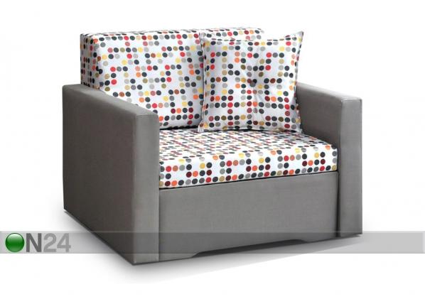 Кресло-кровать с ящиком 101 cm TF-95922