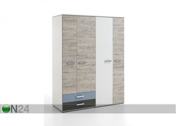 Шкаф платяной Nona 9 SM-98618