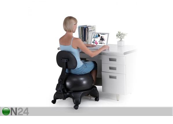 Спортивный стул со спинкой TC-98905